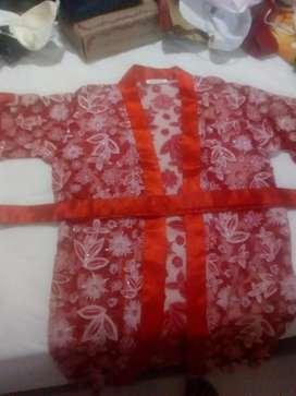Pijama Y Levantadora China