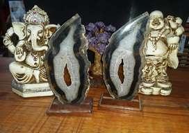 Ganesha, Árbol D La Vida, Chapa de Ágata