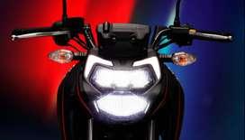 Vendo moto nueva Apache RTR200 4 V 2022