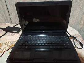 Laptop HP  core 3