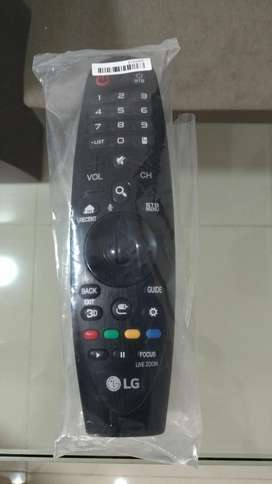 Control Remoto Magic Lg An-mr650 Para Tv 3d