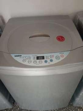 Vendo lavadora LG turbo drum
