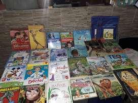Lote De Libros Infantiles Oportunidad Oferta  Liquido !!!