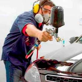 Curso Latoneria Y Pintura Automotriz + Power Tuning Audio