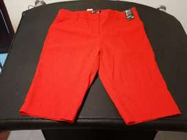 Pescador color rojo, New York Company