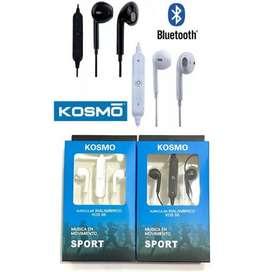 Auricular Bluetooth Kosmo Sport bluetooth