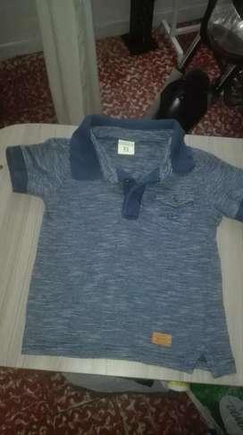 Vendo lote de ropa y zapatos para niño 24-meses  en excelente estado