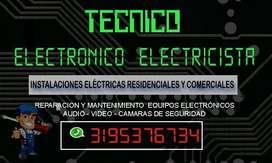 SERVICIO TÉCNICO ELÉCTRICO Y ELECTRÓNICA