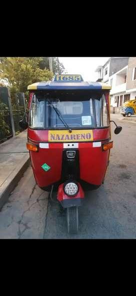 Moto torito bajaj