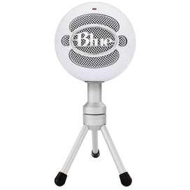 Blue Snowball Ice Micrófono Usb Para Grabación Streaming