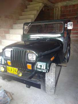 JEEP WILLYS 4J y J6