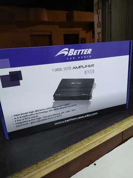 Amplificador Better económico