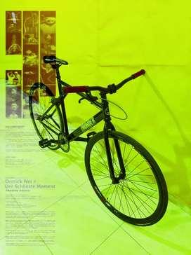 Vendo o cambio bicicleta de piñón libre
