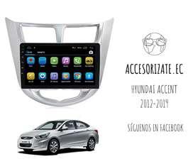 Radios para Hyundai Tucson Creta Accent Kia Sportage GT y R, Rio