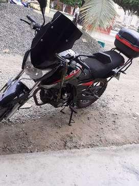 Vendo moto tundra 150