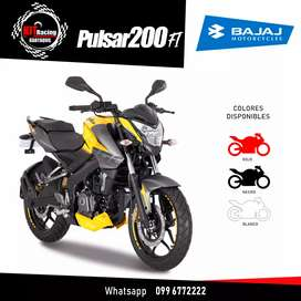 Pulsar 200 Fi