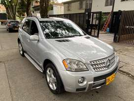Mercedes Benz ML 500 w164