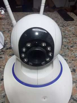 Cámara ip robotica