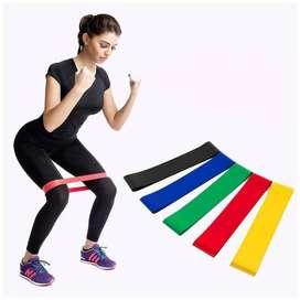 Kit Bandas Elasticas Fitness