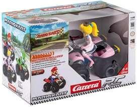 Mario Kart control remoto *Peach*