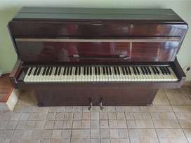 Piano Vertical Knight London (Fabricado en Inglaterra) 88 Teclas - 43