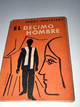 El Decimo Hombre, Paddy Chayefsky