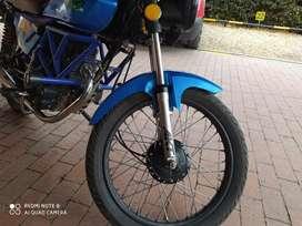 Nkd 125 modelo 2012 buen estado