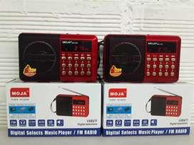 Radio FM AM USB MICRO SD