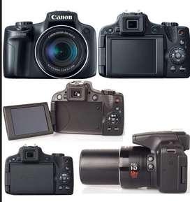 Camara canon sx50