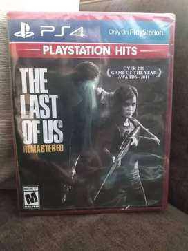 The Last Of Us Remastered - Nuevo PS4