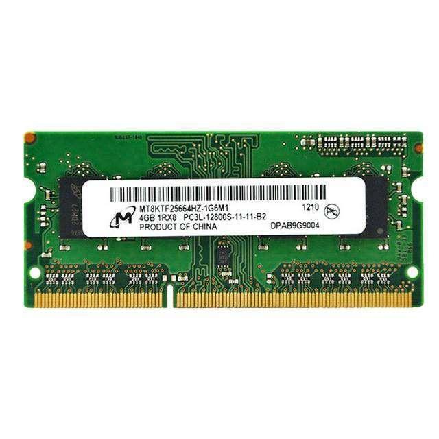 Memoria Ram PC3L de 2Gb para Portátil 0