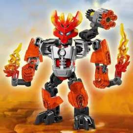 Lego Bionicle 70783 Protector Del fuego