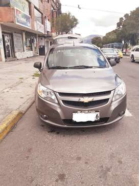 CHEVROLET SAIL 2014 EN PERFECTO ESTADO