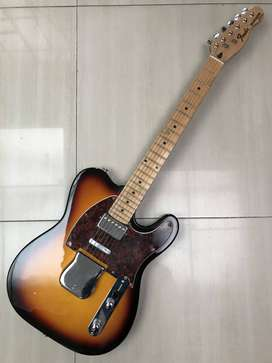 Guitarra Electrica Tipo Fender Telecaster Modificada