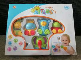 Móvil Nuevo para Cuna o Corral de Bebés 3030