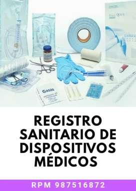 ASESORIA PARA IMPORTACION DE DISPOSITIVOS MEDICOS
