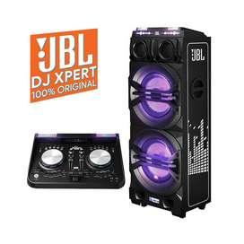 Parlante Bandeja Jbl Dj Xpert Torre J2515 Bluetooth