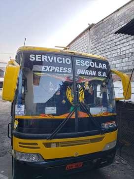 Venta de bus mercedes benz 1721 con puesto