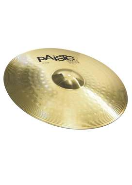 "Platillo Crash ride 18"" Paiste 101 Nuevos Originales"
