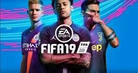 Fifa 19 Digital Secundario Ps4(Puedes jugar desde tu perfil)