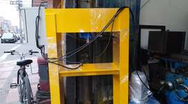 Prensas y cilindros o Gatos hidráulicos