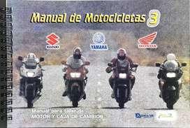 Manual de MOTOCICLETAS 3