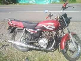 Vendo moto libero 110cc.
