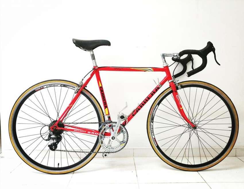 Bicicleta de Ruta Clásica (pogliaghi italcorse) 0