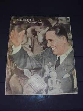 revista mundo peronista n 32 1952
