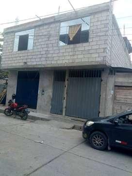 VENTA DE CASA DE 2 pisos con proyección de 3 - CHANCHAMAYO/JUNIN