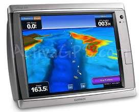 Mapa Nautico GPS Garmin Sondas y Plotters Argentina