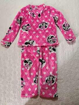Pijamas Termicas Niña