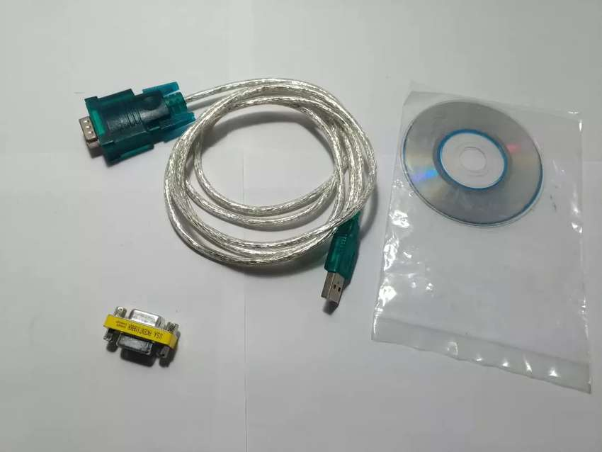 Adaptador de puerto SERIE a puerto USB 0