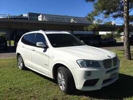 BMW X3 3.5i ,Kit AMG ,Modelo 2014 ,90.000 km